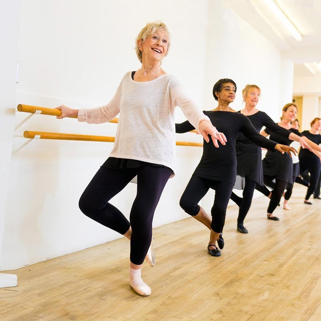 Accredited Silver Swans Licensee for Adult Dance Classes | Études de Ballet in Naples, FL
