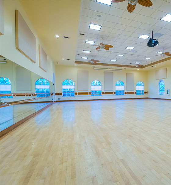 ÉdB dance studios in Naples, FL available for rentals