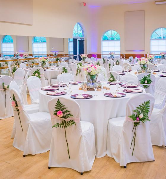 Event Banquet Center Rental in Naples, FL | Études de Ballet