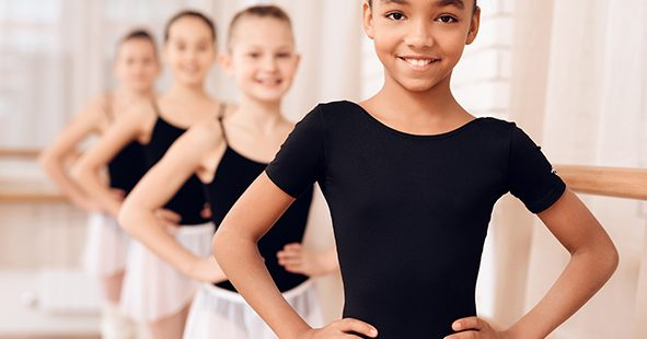 Children's Dance Classes for students ages 5 to 12 years | Études de Ballet in Naples, FL