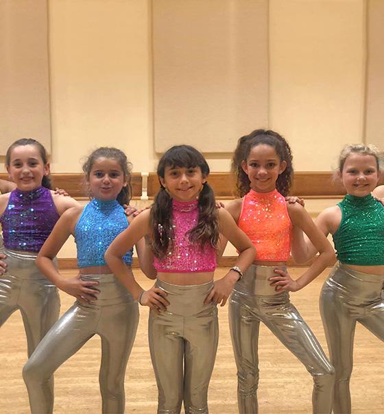 Competitive Dance Team in Naples, FL   Études de Ballet
