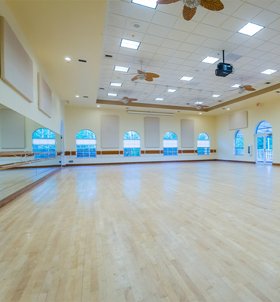 Dance Studios Available in Naples, FL | Études de Ballet