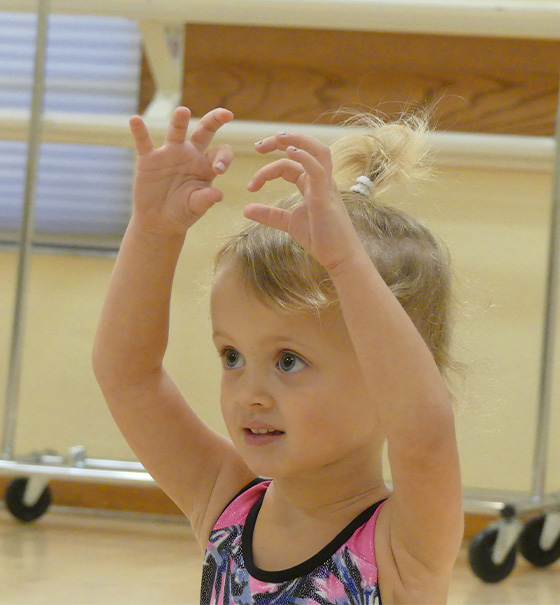 Pre-School Dance Classes in Naples, FL | Études de Ballet