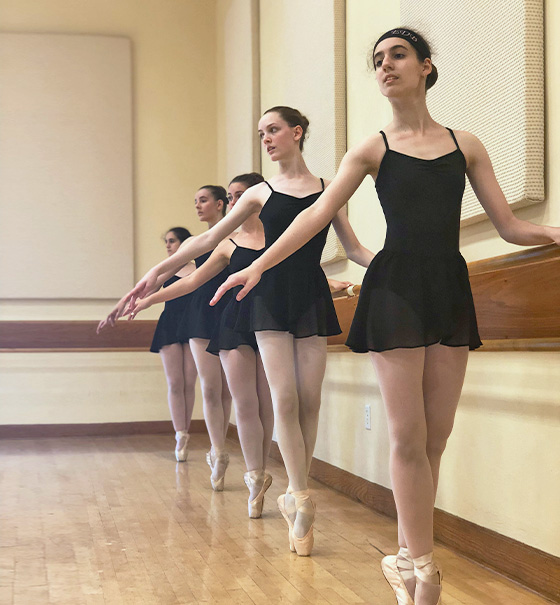 ÉdB is SWFL's only dance studio to offer the exclusive Royal Academy of Dance Ballet program