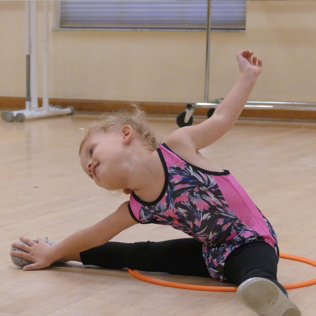 Pre-School Dance Classes: Tumble & Twirl for 3 to 4 years old | Études de Ballet in Naples, FL